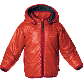 Isbjörn Kids Frost Light Weight Jacket SunPoppy